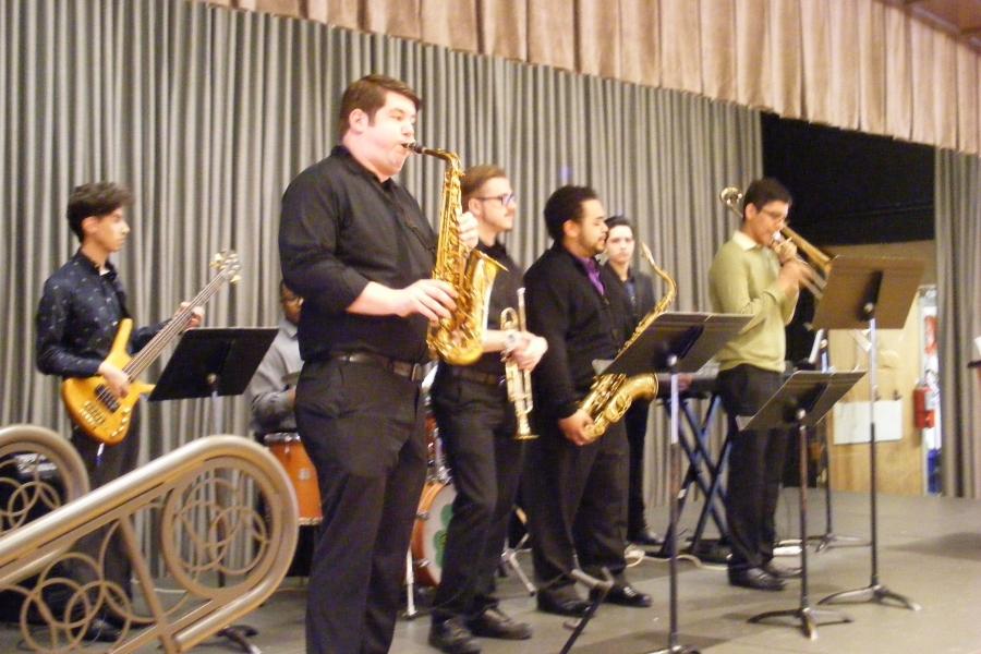 jazz band 1